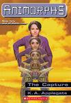 Animorphs 6 (The Capture) E-Book Cover