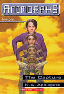 Animorphs 6 (The Capture) E-Book Cover