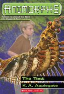 Animorphs test book 43 cover hi res