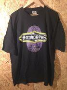 Thumbprint shirt front