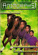 Animorphs book 14 indonesian cover