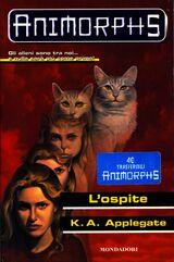 Italian Animorphs Books