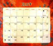 8 2000 calendar July month