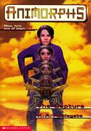 Animorphs book 6 The Capture 1 front cover only