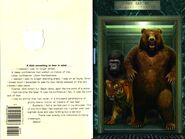 Animorphs 7 the stranger inside cover and quote