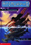 Animorphs books 13-16 box set
