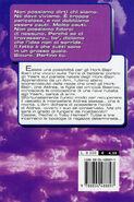 Animorphs 34 the prophecy La profezia italian back cover