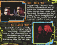 The Leader TV episode Australian VHS summary