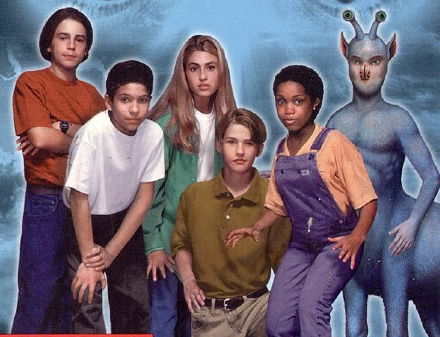 Animorphs cassie and jake