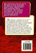 Animorphs visitor book 2 italian l'ospite back cover