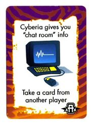 Animorphs invasion game card cyberia