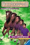 Animorphs 14 the unknown Das Ungewisse german cover