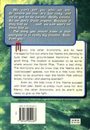 Book 25 back cover scholastic edition