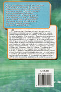 Animorphs 7 the stranger Lo straniero italian back cover