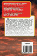 Animorphs 10 the android L androide italian back cover