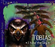 Animorphs alliance poster tobias closeup