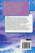 Animorphs 39 the hidden La scatola italian back cover