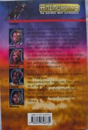 Animorphs 23 german the pretender der erbe back cover