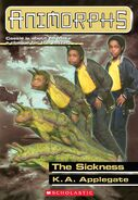 Animorphs book 29 sickness cover hi res