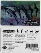Cassie ID card front and back