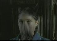 Cassie morphing Horse