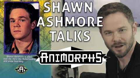 Shawn Ashmore talks about Animorphs-2
