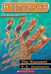 Animorphs 27 The Exposed ebook cover