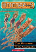 The Exposed cover