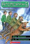 Animorphs 26 The Attack ebook cover