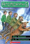 Animorphs attack book 26 cover hi res