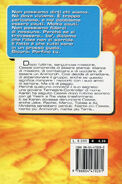 Animorphs 19 the departure La partenza italian back cover