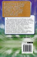 Animorphs 20 the discovery La scoperta italian back cover