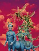 Animorphs decision book 18 ax mosquito image