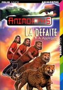 Animorphs 37 weakness la defaite french cover