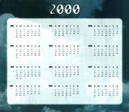 14 2000 calendar year