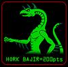 Hork-Bajir from hawk rescue game