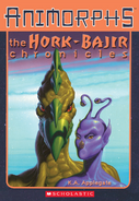 The Hork-Bajir Chronicles (E-Book Cover)