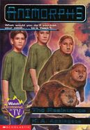 Animorphs 47 the resistance front cover high res