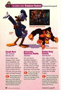 Disney Adventures nov 2000 shattered reality game feature final