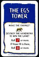 EGS tower card animorphs invasion game