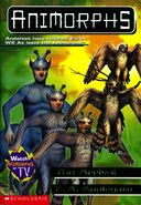 Animorphs 38 the arrival front cover hi res