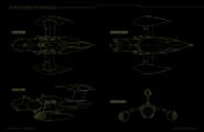 Andalite Fighter Schematic