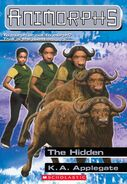 Animorphs hidden book 39 cover hi res