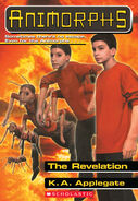 Animorphs book 45 revelation hi res