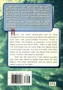 Animorphs 25 extreme back cover