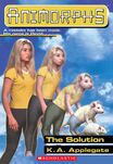 Animorphs 22 The Solution ebook cover
