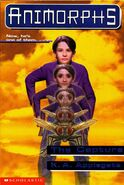 Animorphs 6 (The Capture) Updated Cover