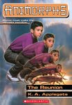 Animorphs 30 The Reunion ebook cover