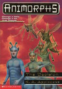 Animorphs 18 the decision front cover high res