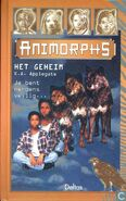 Animorphs 9 the secret dutch cover